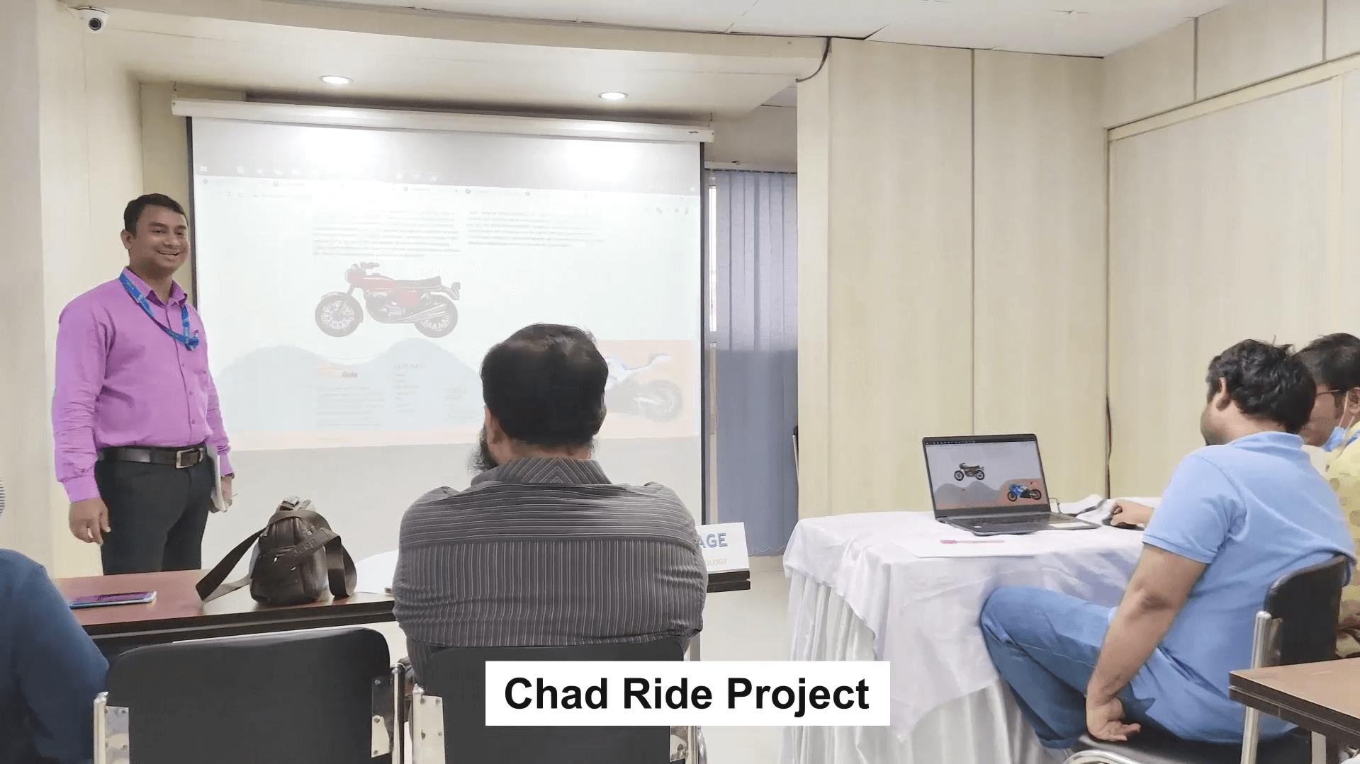 Chad Ride