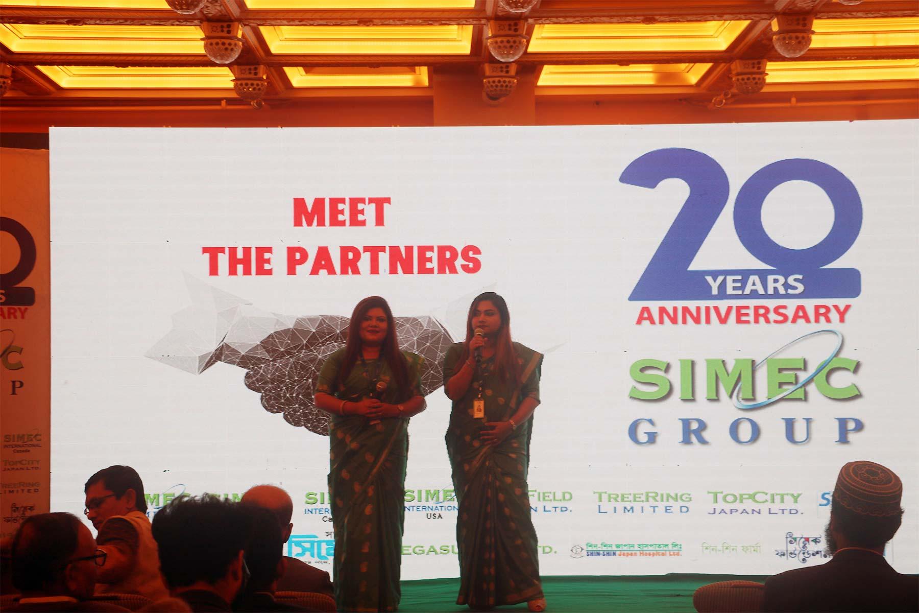 20 Years Anniversary & Meet the Partners